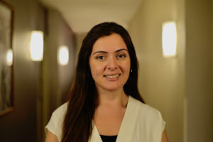 Kimberly Trejo, Security Consultant